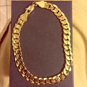 Jewelry - 14k Italy gold filled bracelet